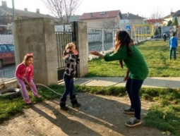 SVE / EU VOLUNTEERS TO LEARN / Romania