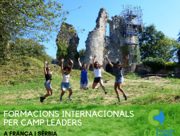 Formacions internacionals per camp leaders