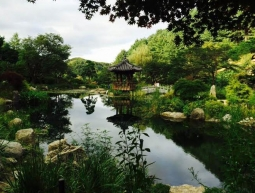 Jardín coreano