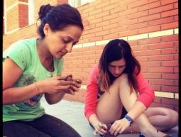 Armènia – Pintant l'orfenat