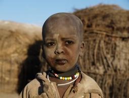 En un poblat Masai