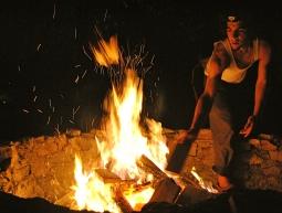 Samir, The Fireman
