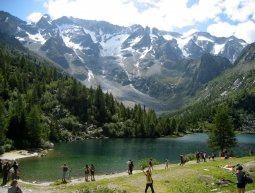 Alps italians