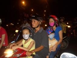Una moto per a tota la família