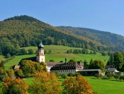 Selva Negra, Alemanya