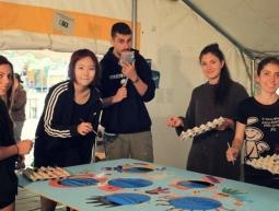 Voluntariat divertit