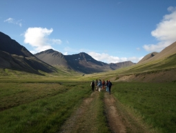 Art and Environment in the East of Iceland / Islandia