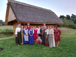 From International family to medieval Slavonik tribe