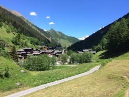 WS16HK / PILGRIMS TRAIL / 2016 – Suïssa