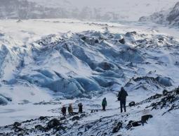 Expedición en Islàndia