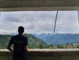 La finestra al sostre del món