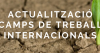 Actualización Campos de Trabajo COCAT 2020