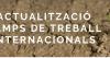 Actualització situació Camps de Treball COCAT – 2020