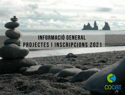 Informació general i xerrades projectes internacionals 2021