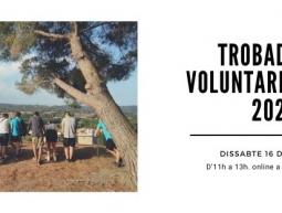 Encuentro de voluntarios/as de COCAT 2021